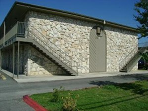 Exterior at Listing #140821
