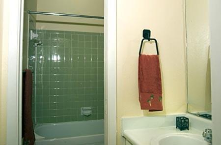 Bathroom at Listing #140187