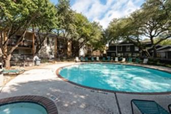 Pool at Listing #140374