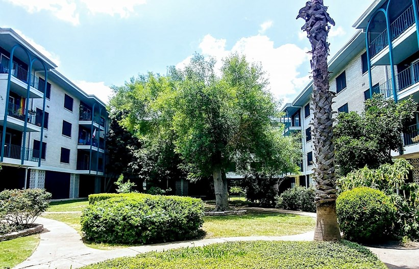 The Beverly Apartments