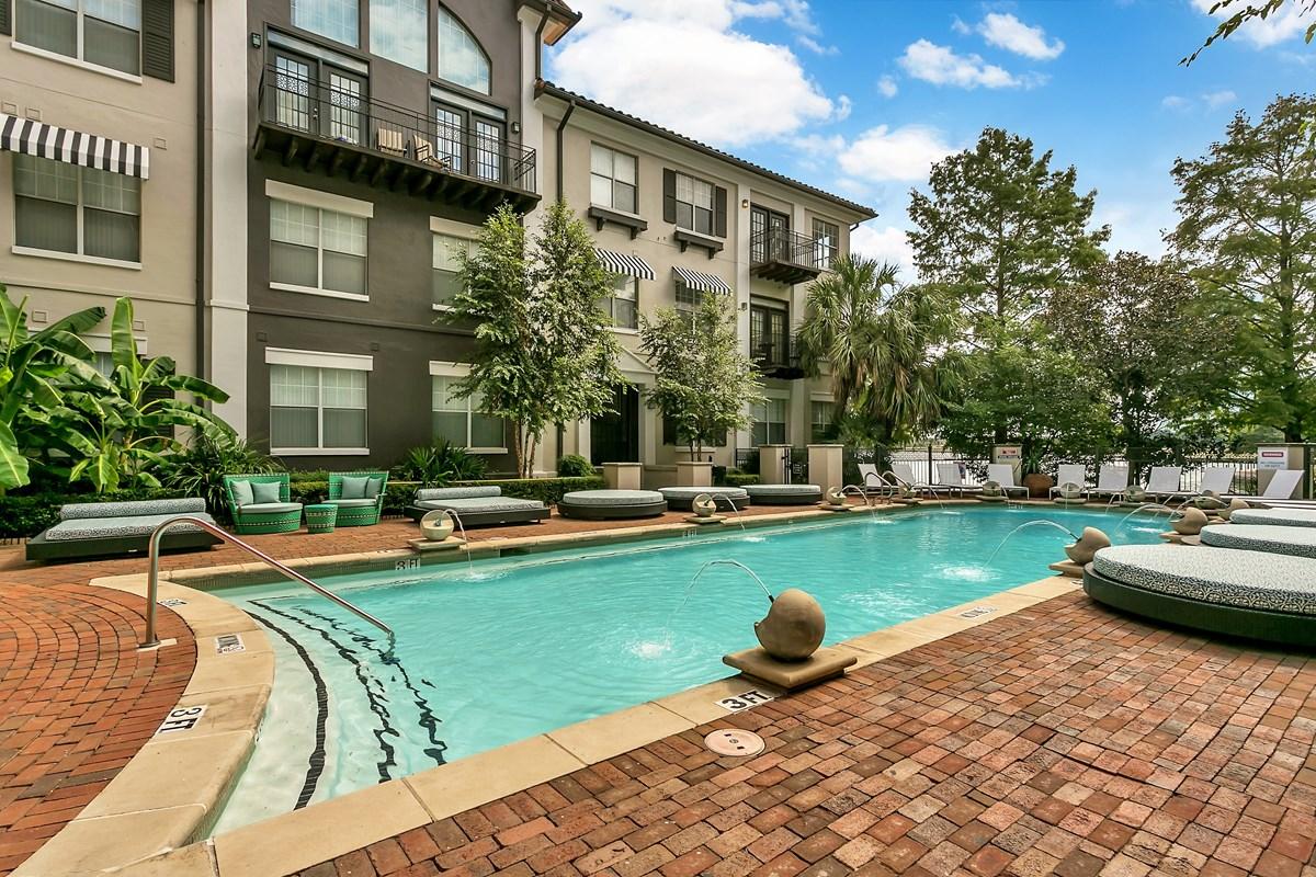 Pool at Listing #137640