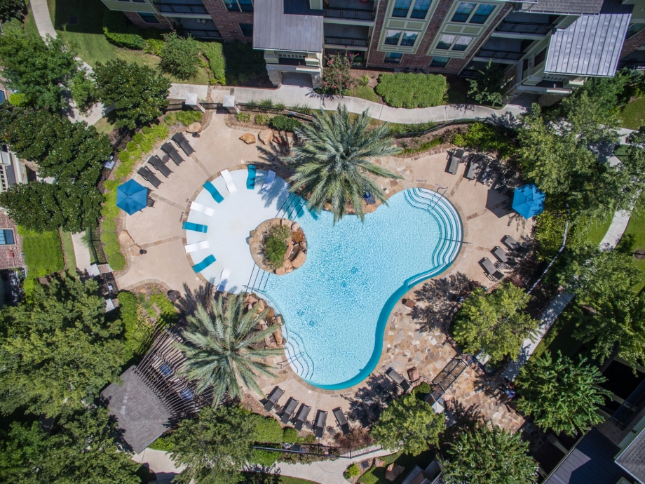 Pool at Listing #145536