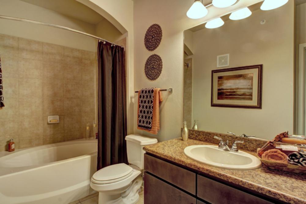 Bathroom at Listing #147442