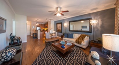 Living Area at Listing #145157