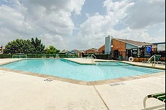 Pool at Listing #136927