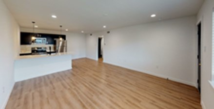 Living/Dining at Listing #304973