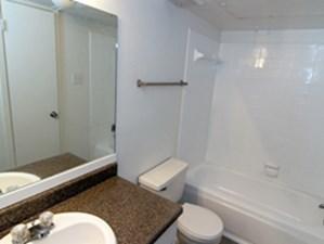 Bathroom at Listing #138452