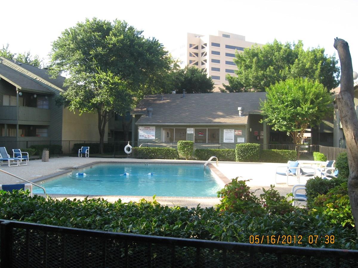 Pool at Listing #135962