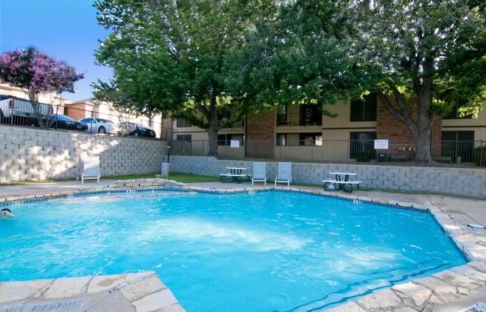 Pool at Listing #137226