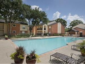 Pool at Listing #138923