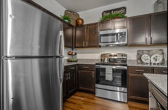 Kitchen at Listing #289045