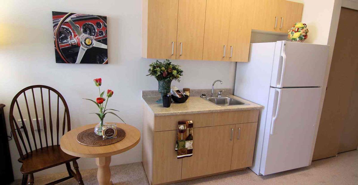 Kitchen at Listing #232400