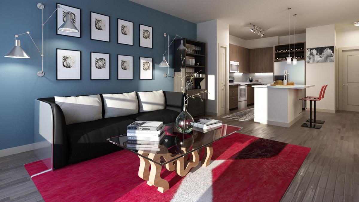 Living Area at Listing #276720
