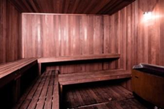 Sauna at Listing #140195