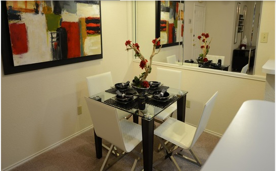 Dining at Listing #138823
