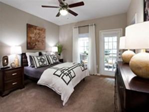 Bedroom at Listing #138856
