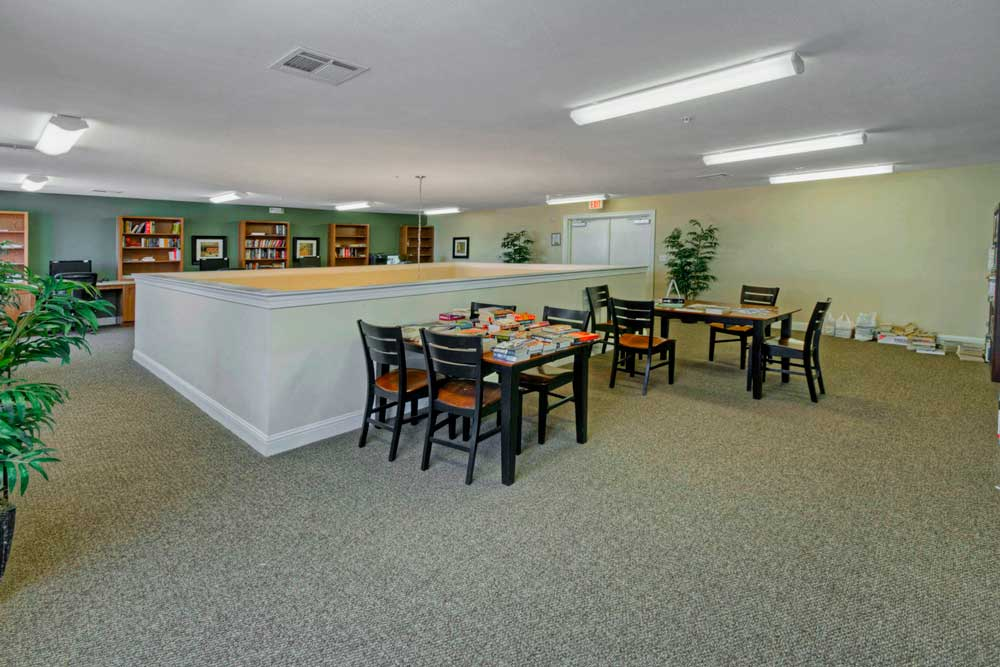 Clubhouse at Listing #289353