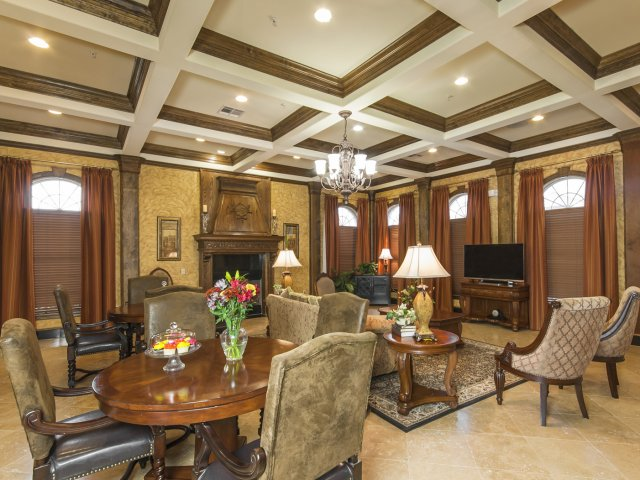 Clubhouse at Listing #144785