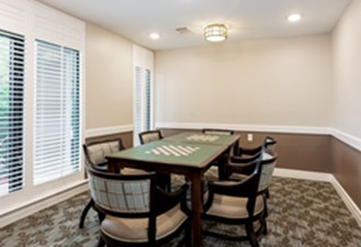 Gameroom at Listing #147793