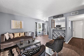 Living Room at Listing #135825