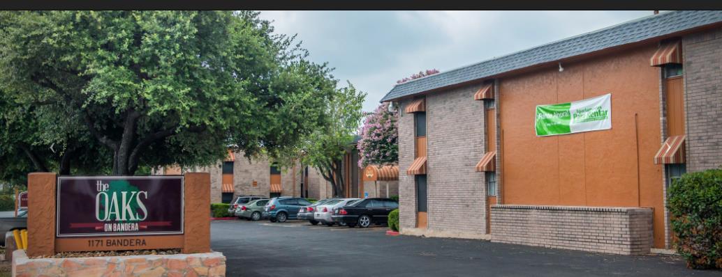 Oaks on Bandera Apartments San Antonio, TX