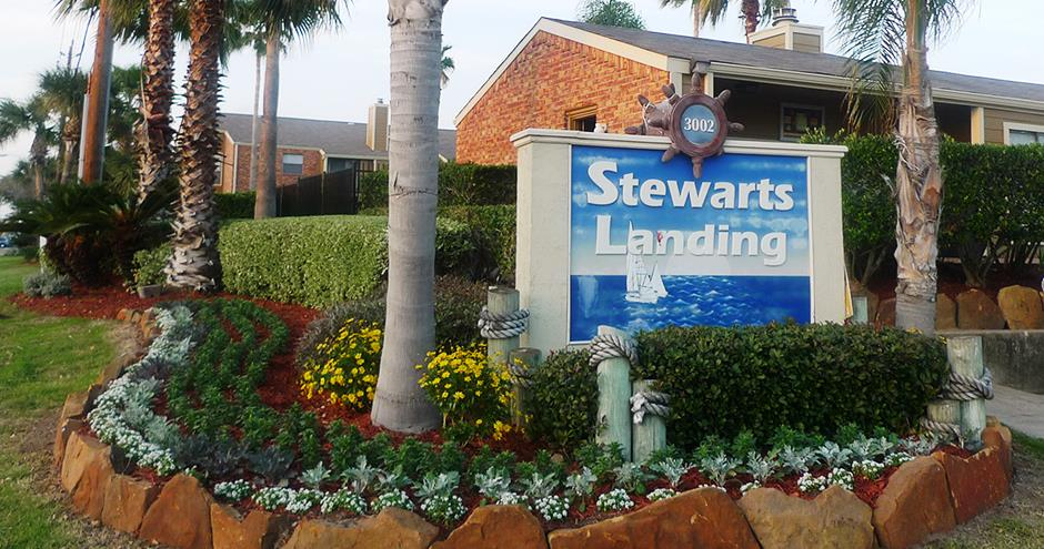 Stewarts Landing Apartments Galveston TX