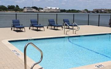 Pool at Listing #150661