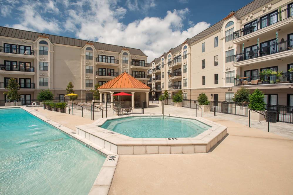 Pool at Listing #138040