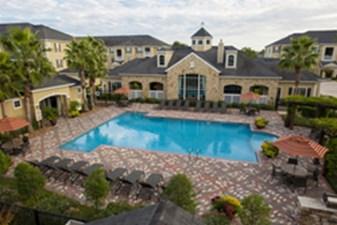 Pool at Listing #144215