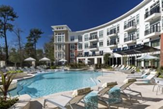 Pool at Listing #245844