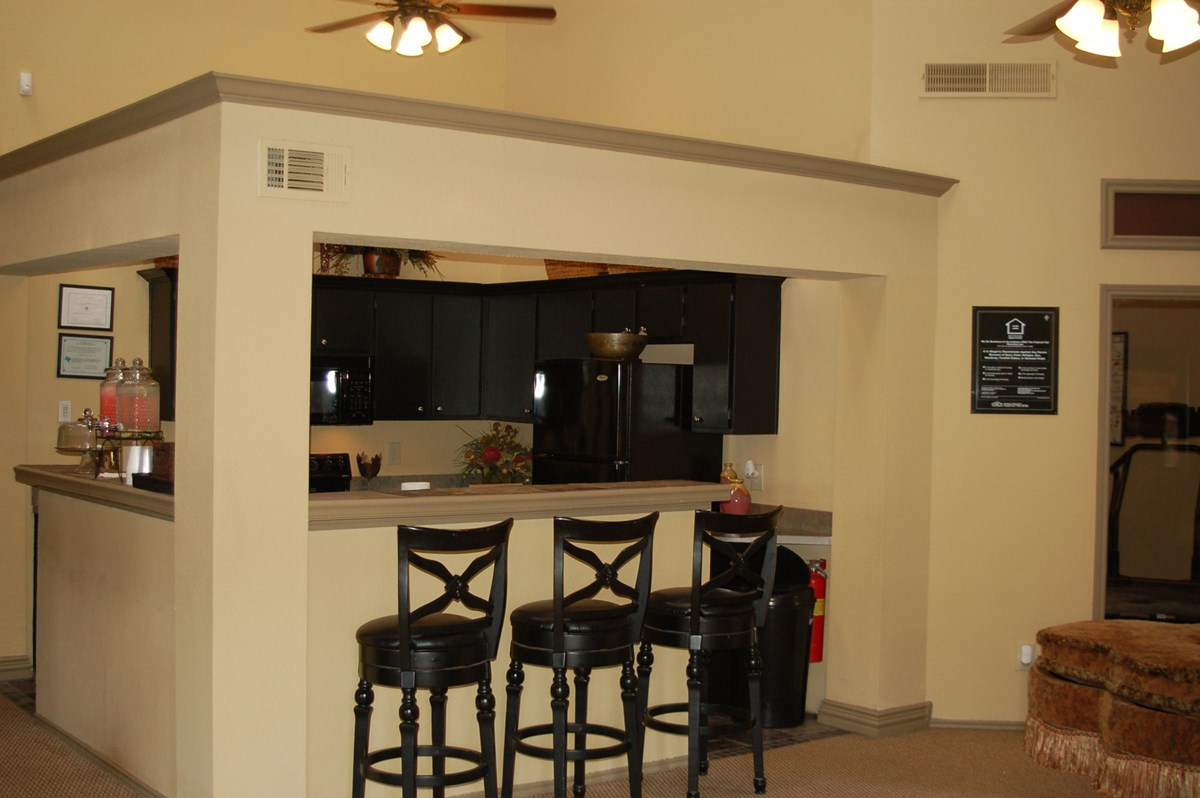 Clubhouse at Listing #136582