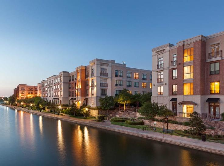 AMLI Las Colinas Apartments Irving TX