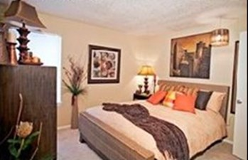 Bedroom at Listing #140193