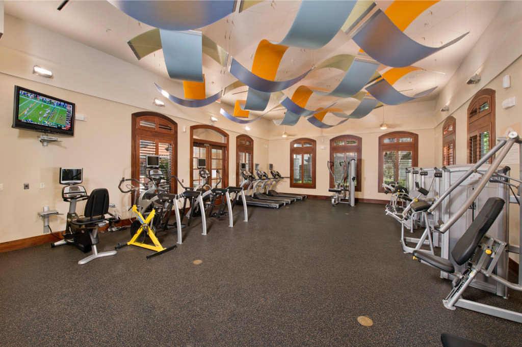 Fitness at Listing #145367