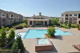 Red Oak Town Village At Listing 144778 Exterior Pool