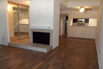 Living/Dining at Listing #135936