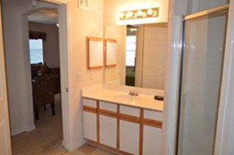 Bathroom at Listing #137847