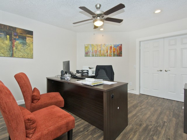 Office at Listing #136291