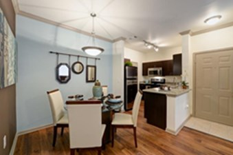 Dining/Kitchen at Listing #140756