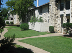 Woodwillow Townhomes Apartments Austin TX