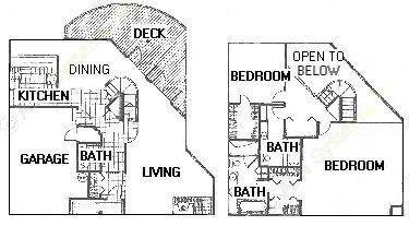 2,206 sq. ft. floor plan
