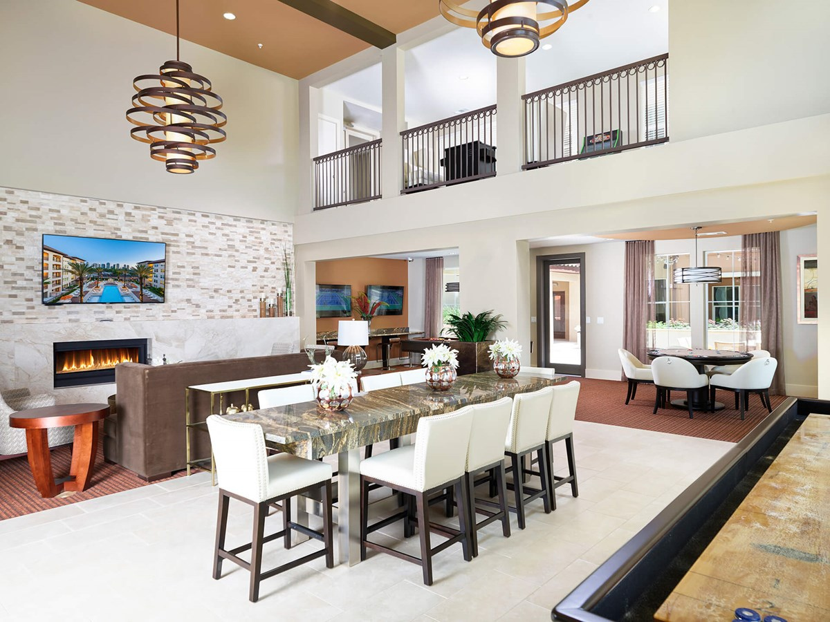 Clubhouse at Listing #236592