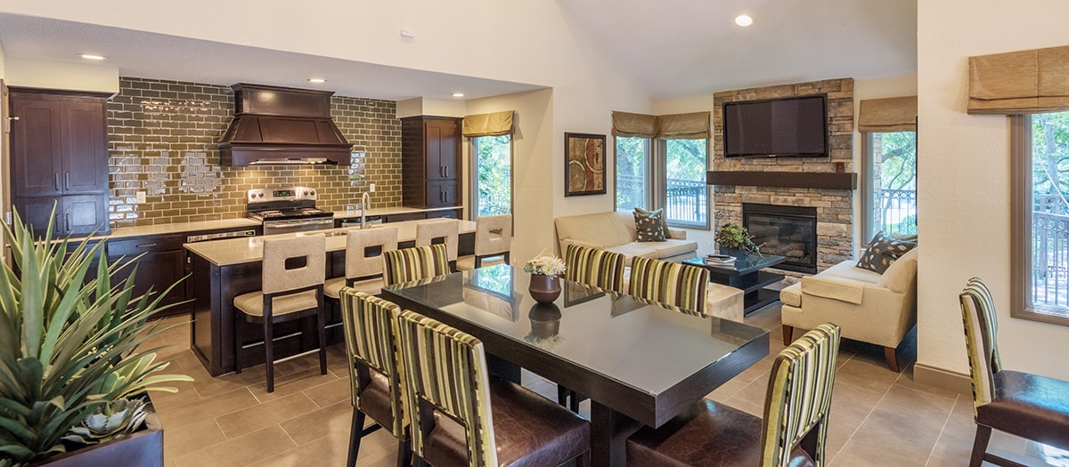 Clubhouse at Listing #140390