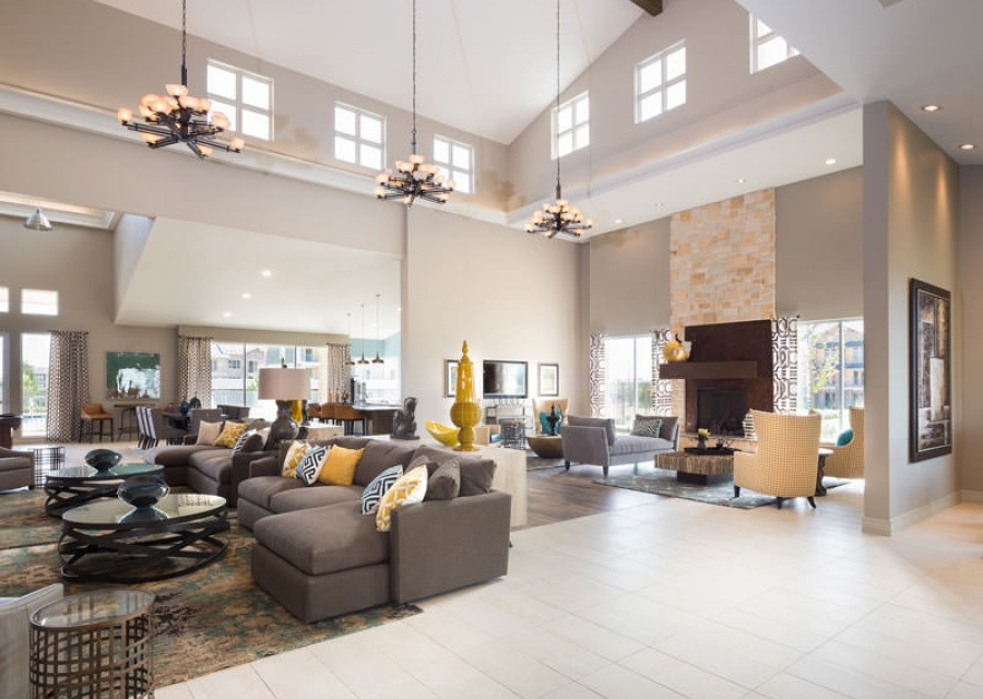 Clubhouse at Listing #242446