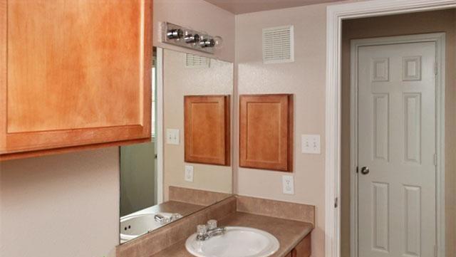 Bathroom at Listing #138194