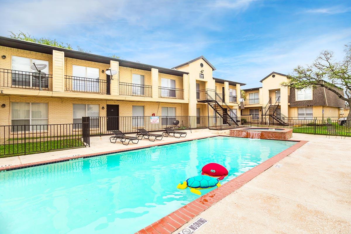 Pool at Listing #138132