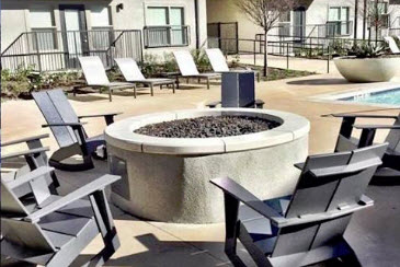 Fire Pit at Listing #262329