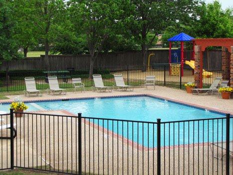 Pool at Listing #136187