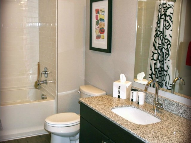 Bathroom at Listing #253213