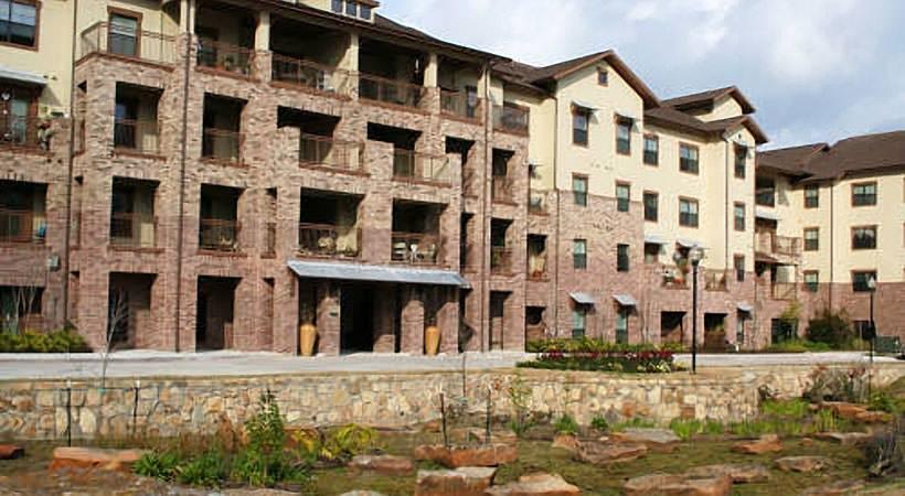 Kingwood Senior Village Apartments Kingwood TX